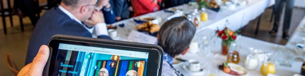 Nieuw digitaal magazine vanuit project 'Op naar de 100.000 banen': Samen voor meer Banen