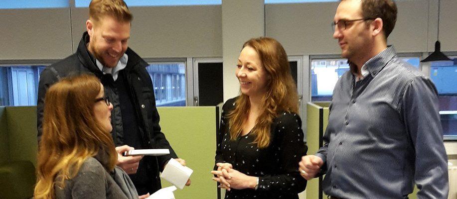 'Tour de Regio Zwolle': langs de WSP-professionals in de regio