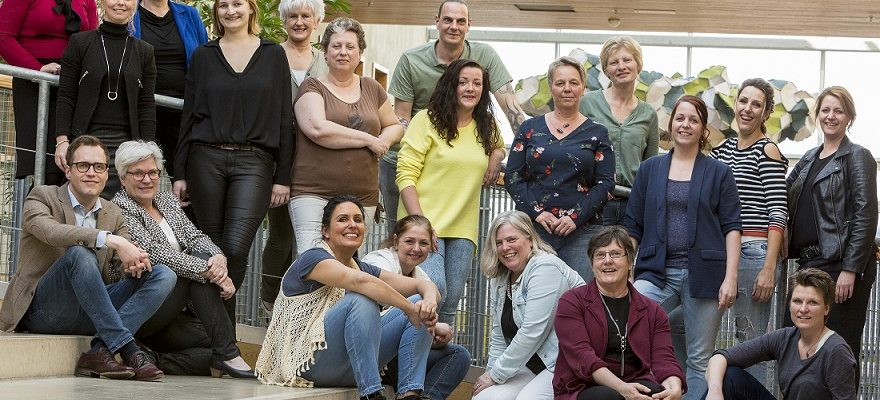 Samenwerking in zorg levert nieuwe medewerkers op