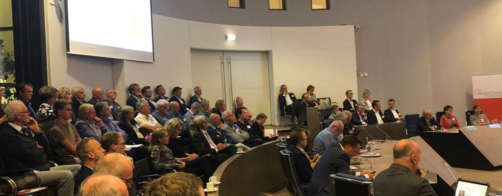 Bijval voor nieuwe koers Regio Zwolle