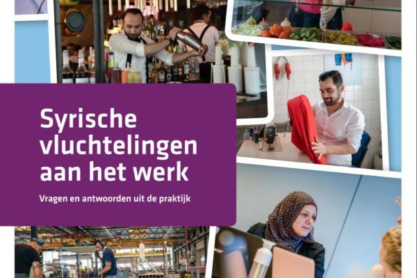 Onderzoek 'Syrische vluchtelingen aan het werk' nuttig voor werkgevers