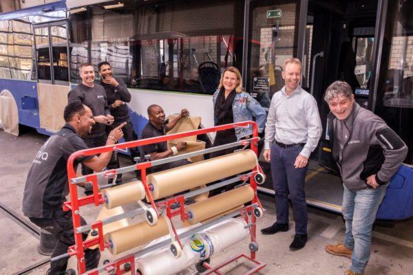 Goed op weg op de arbeidsmarkt met Arriva Techniek in Meppel