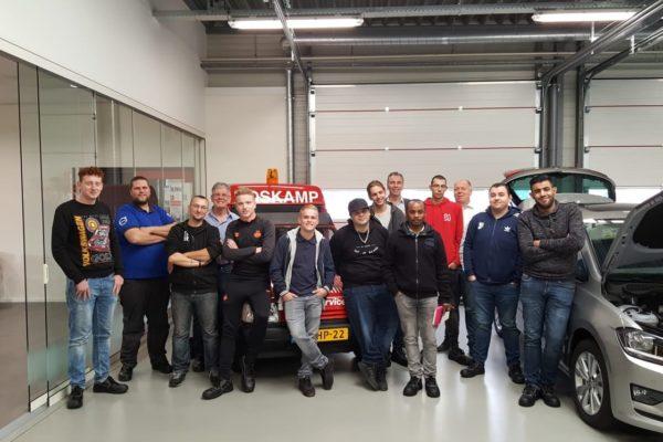 Opleidingsklas Assistent-automonteur van start