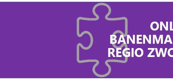Personeel nodig? Ontmoet uw nieuwe medewerkers op de Online Banenmarkt Regio Zwolle!