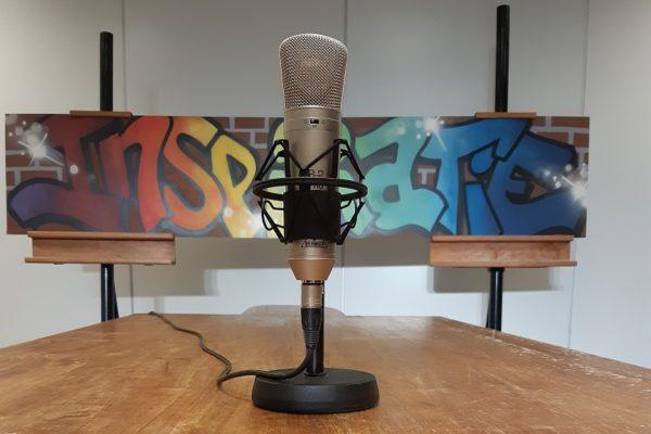 Livestream 'Onderwijs & Werk' (audio opname)